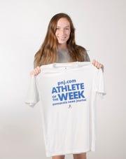 Athlete of the Week - Skylar Grant, of West Florida High School - Nov. 14, 2019.