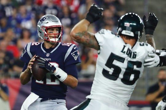 Tom Brady busca tomar revancha ante Eagles.