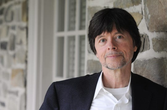 Journal file photo Documentary filmmaker Ken Burns stands for a portrait outside of the Franklin D. Roosevelt Presidential Library and Museum in June 2014.