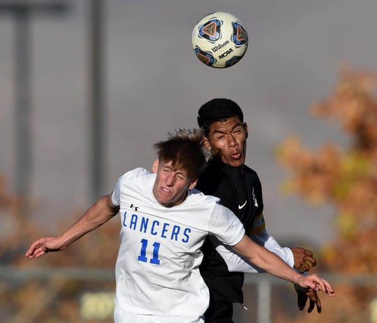 Galena is the top seed from the Northern 4A for boys state soccer.
