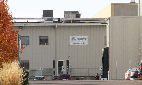 Layoffs were announced this week at two facilities operated by NORPAC Foods including the packing plant in Salem.