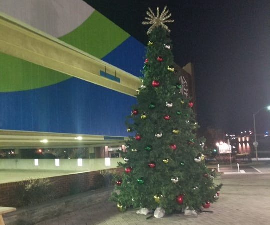 Salisbury big tree lighting will be a part of the next 3rd Friday, set for Friday, Nov. 15, in downtown Salisbury.