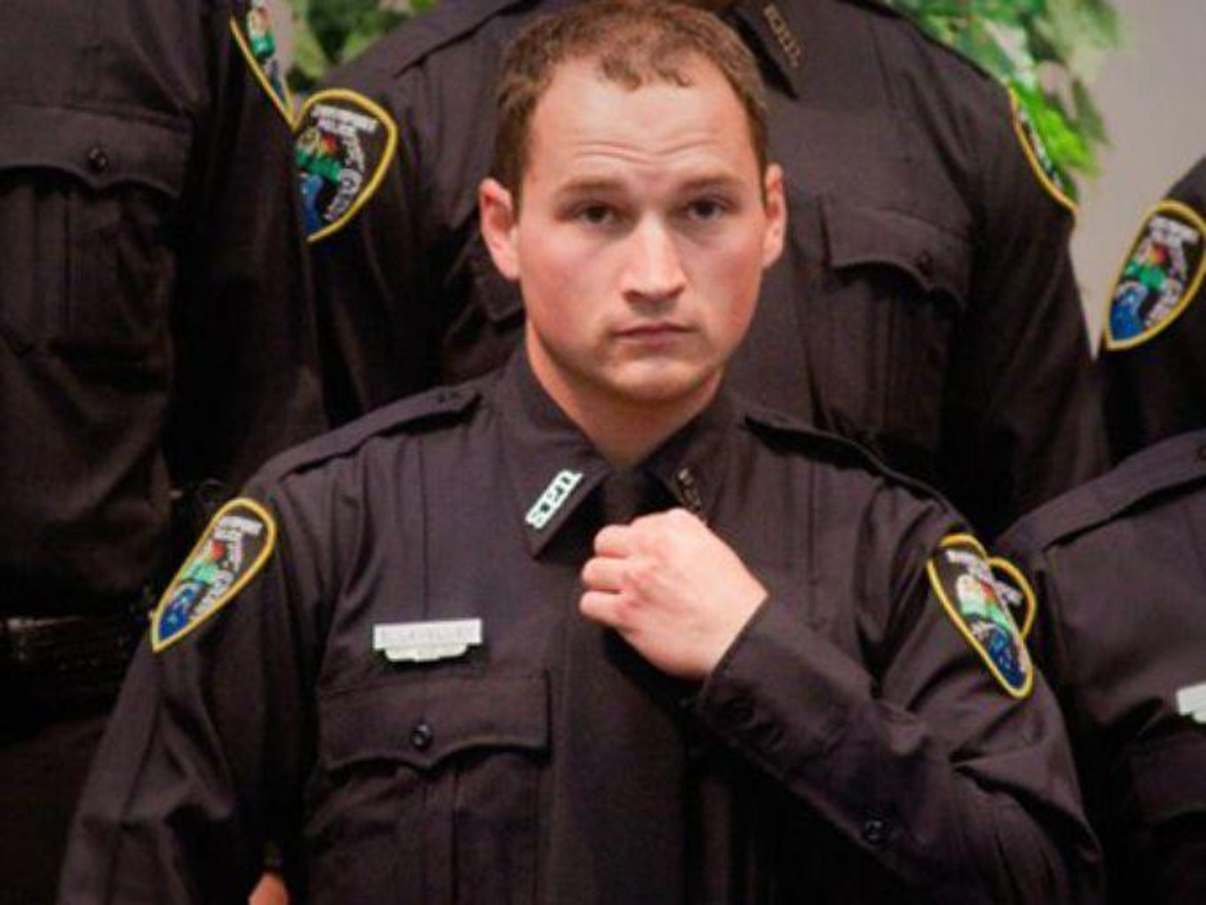 Shreveport police officer Thomas LaValley was killed in the line of duty, Aug. 5, 2015.