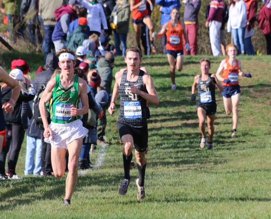 FSU grad transfer Kasey Knevelbaard has finished in the Top 20 of all five races for the Seminoles this season.