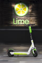 Lime Electric Scooter Rentals is pulling out of the city's e-scooter pilot program.