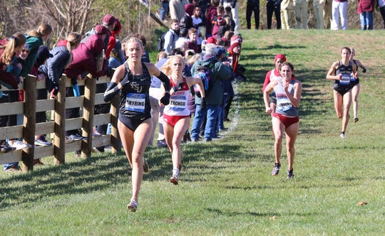 FSU junior Maudie Skyring enters NCAA South Region Championships off a 10th-place finish at ACC Championships.