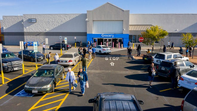 El Paso Walmart memorial for mass shooting victims unveiled