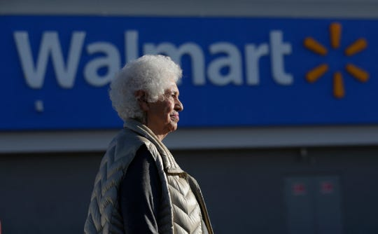 El Paso, Texas Walmart customer Emma Gandara, 85, returned to the store where 22 people were murdered and 25 others were wounded. Her friend Angelina Silva-Englisbee, 86, was a victim in the shooting.