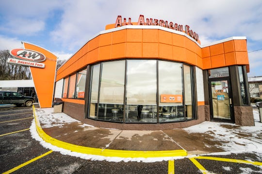 The A&W restaurant closed recently at 1205 Merrill Avenue in Wausau, Wisconsin. Owner Gary Schwartz said he doesn't know if it will reopen.