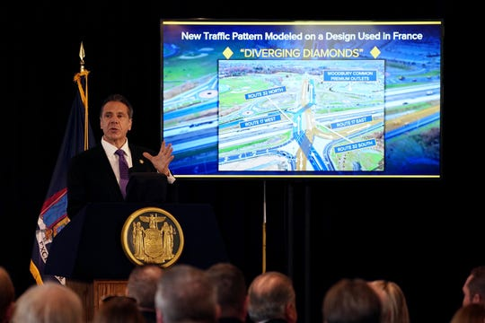 Gov. Andrew Cuomo on Nov. 14 announced the opening of the new Woodbury Transit Hub in Orange County in Central Valley. The project is expected to alleviate traffic in the area by up to 50%, according to the state.