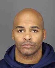 Mount Vernon police Sgt. Martin Bailey