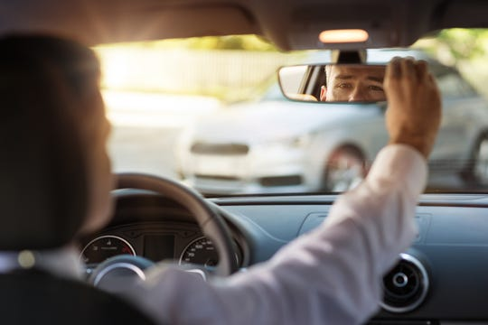 Want to be a better, more courteous driver? Use your mirrors to check out the situation around you every five to seven seconds.