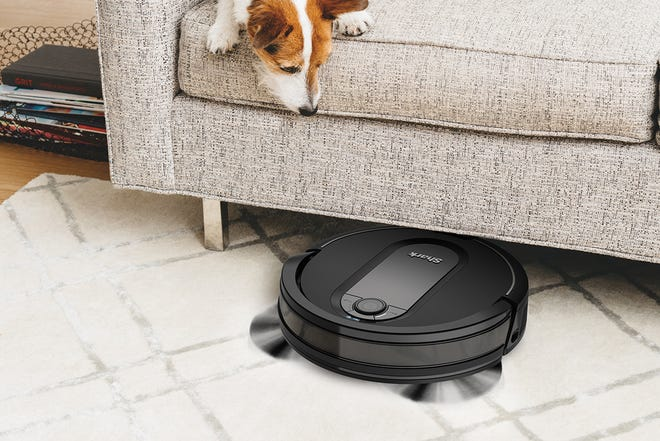 This smart vacuum makes the perfect holiday gift.