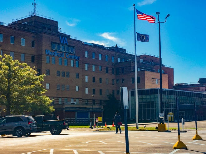 The Louis A. Johnson VA Medical Center in Clarksburg, W.Va., serves 70,000 veterans.