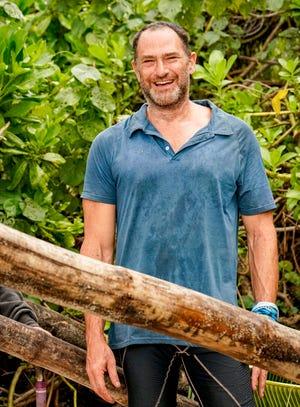 """Survivor"" contestant Dan Spilo"