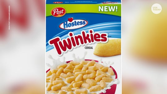 Twinkies Cereal: A classic American snack is becoming a breakfast food