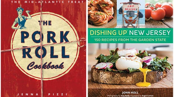 Reviewed New Jersey 2019 gift guide: Pork Roll Cookbook / Dishing Up New Jersey