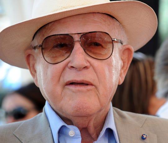 Branko Lustig, 'Schindler's List' and 'Gladiator' producer, dies at 87