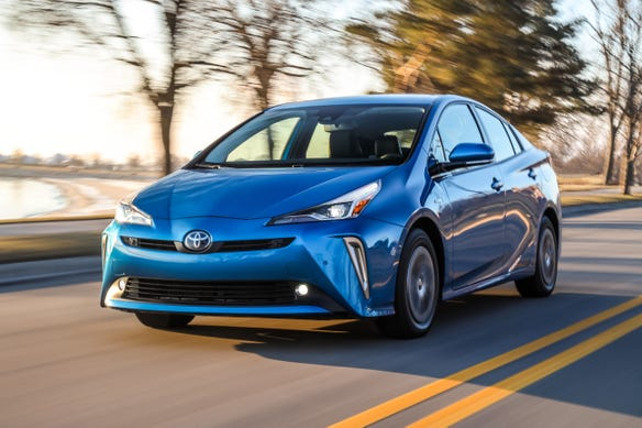 The 2020 Toyota Prius and Prius Prime were named as a Consumer Reports Top Pick.