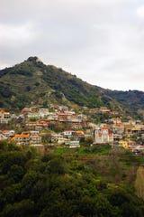 Along with Kakopetria, Kalopanayiotis, is a mountain village worth exploring.