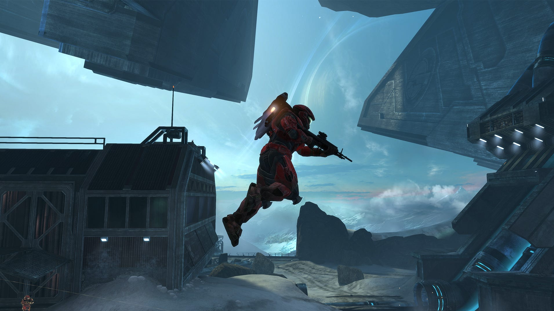 Halo Master Chief Collection Comes To Pc Halo Reach