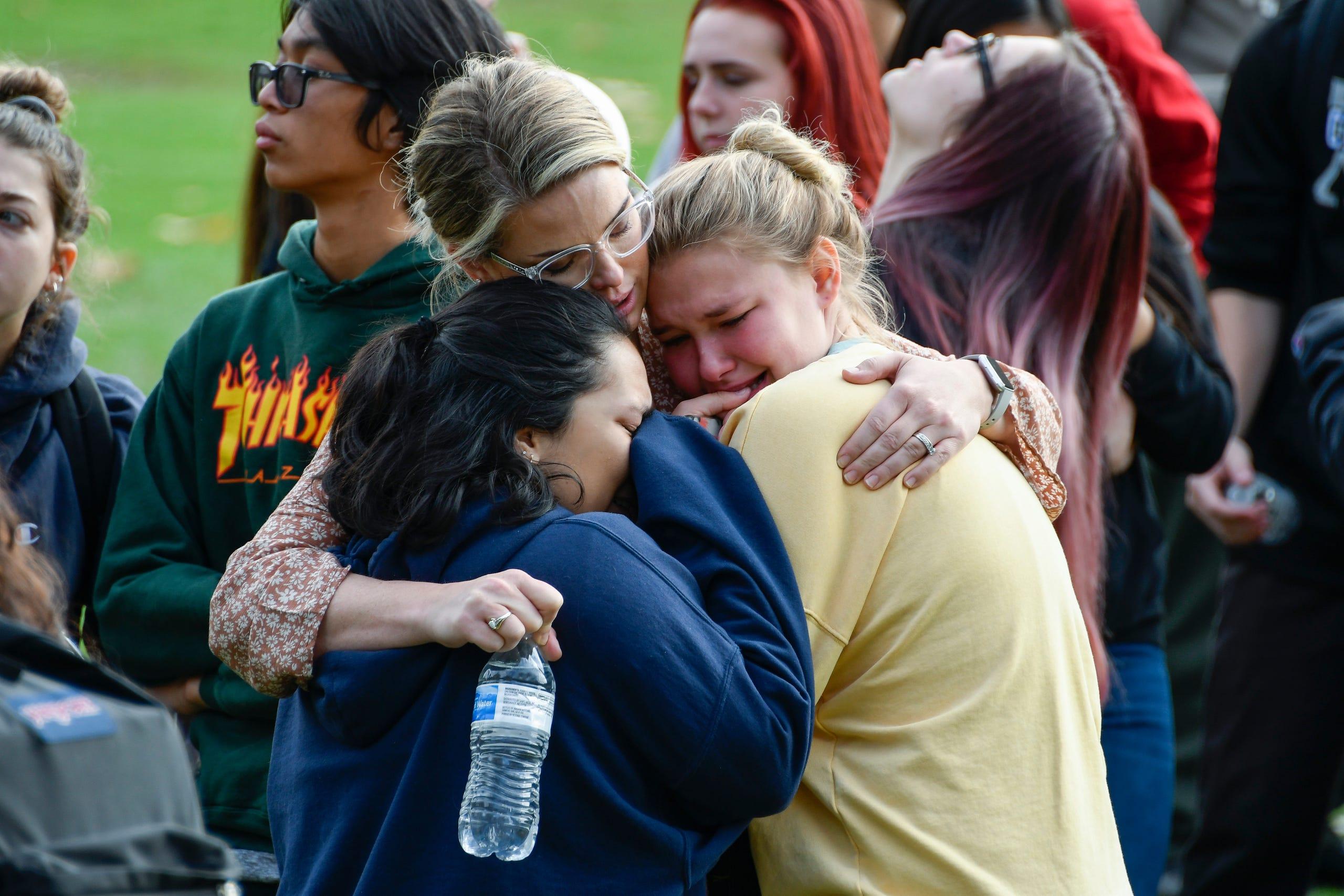 santa clarita ca school shooting