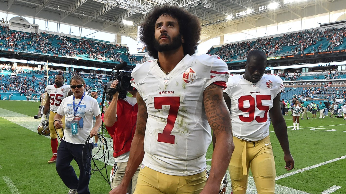 Colin Kaepernick's private NFL workout, Prince Andrew's interview: 5 things to know this weekend