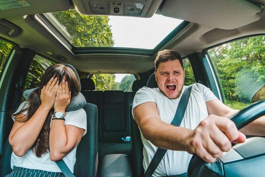 If you routinely tailgate, fail to signal, veer out of your lane, ride your brakes or make sudden stops, we're sorry-not-sorry to tell you: You're a bad driver.
