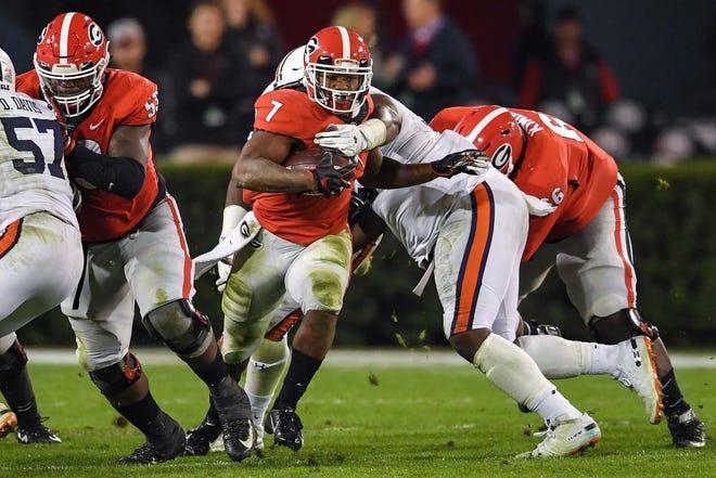 College Football Staff Picks Week 12 Include Auburn Georgia