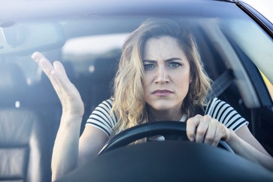 If other drivers are honking or giving you the finger, you might be a bad driver.