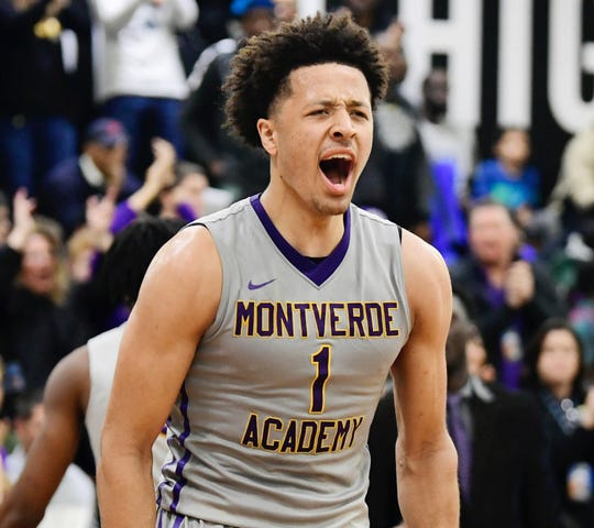 Senior Cade Cunningham, an Oklahoma State commit, and No. 1 Montverde Academy will open play at the 47th Annual Culligan City of Palms Classic against Hockessin (Del.) Sanford School at 7:45 p.m. Thursday at Suncoast Credit Union Arena.