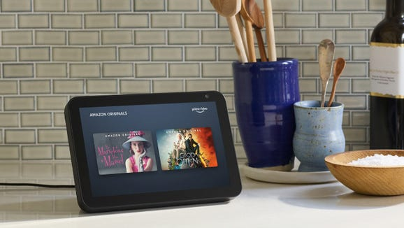 Black Friday pricing came early for the Echo Show 8.