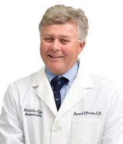 Dr. Daniel Brownis a board certifiedoptometrist atFlorida EyeAssociates, which has offices in Melbourne, Palm Bay and Viera.