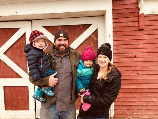 The Conant family.