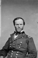 Maj. Gen. William Tecumseh Sherman