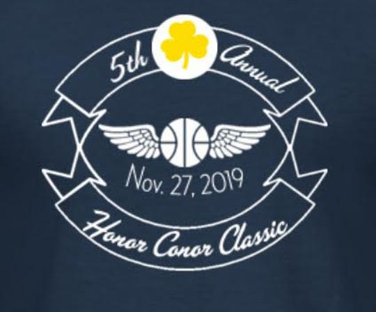 The Honor Conor Classic will be held Nov. 27 at the St. Francis CYO