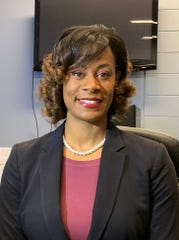 Hattiesburg Police Lt. Latosha Myers-Mitchell was named Hattiesburg Public School District's chief of police. She will begin her new job Monday, Dec. 2, 2019.