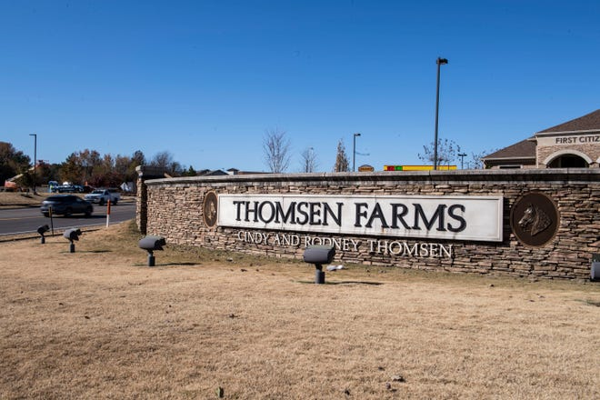 Over the last 10 years Thomsen Farms has grown from farm land to a retail hub of North Jackson.