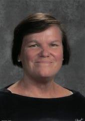 Jeff High School teacher Tree Huston