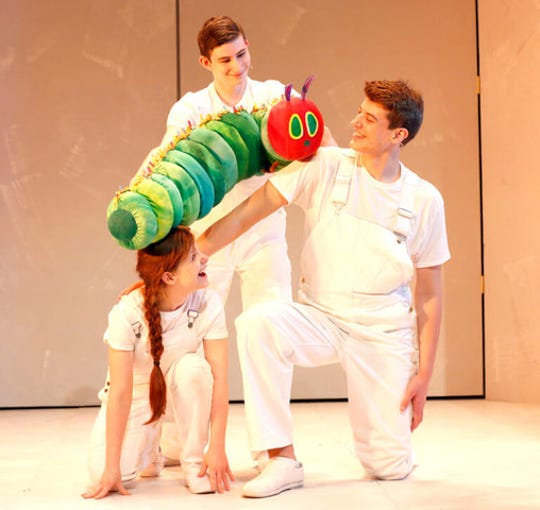"The Very Hungry Caterpillar"" will be presented by Purdue Convocations Nov. 24"