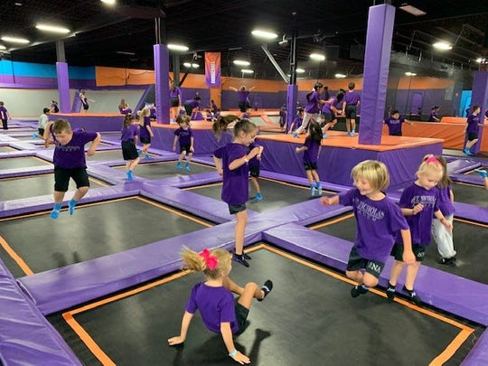 Altitude Trampoline Park on Dixie Highway is a draw for kids big and small.