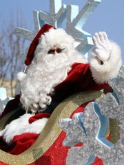 Jolly Old Saint Nick (i.e., Santa Claus) will come to town on Saturday, Dec. 7 during the Downtown Marion, Inc., Whobilation Christmas Parade. The parade is scheduled for noon. It's just one of many holiday season events being presented by Downtown Marion, Inc.