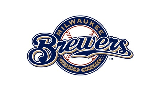 2000: The Brewers introduced a new logo and uniforms as part of the overall branding for their new ballpark — Miller Park.