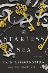 The Starless Sea. By Erin Morgenstern.