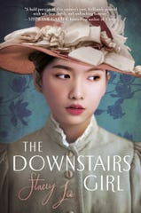 The Downstairs Girl. By Stacey Lee.