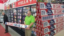 Pabst Blue Ribbon 99-packs coming to Iowa