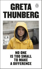 No One Is Too Small to Make a Difference. By Greta Thunberg.