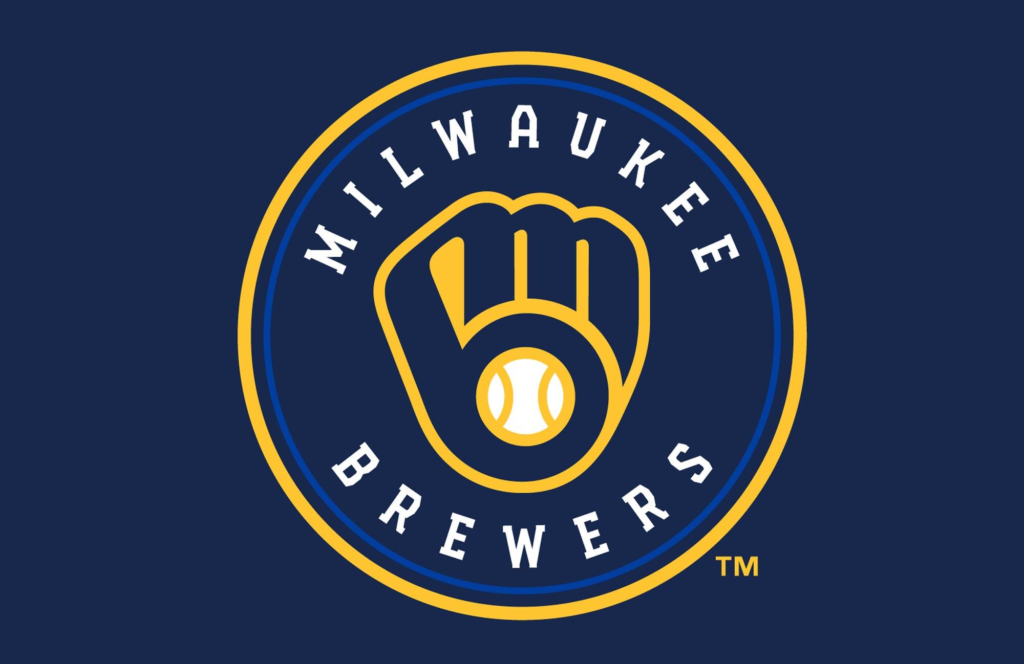 Milwaukee Brewers bring back popular ball-in-glove logo, unveil new uniform designs