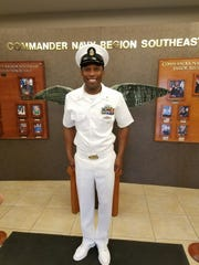 Chief Petty Officer Marcus Lamar Johnson of Montgomery retired in September from Logistics Support in the U.S. Navy.