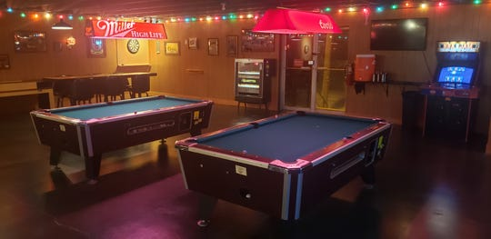 The Lakeside Lounge at 921 Woodland Street in East Nashville